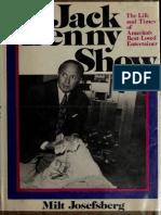 The Jack Benny Show - Milt Josefsberg