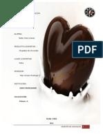 exportacion a italia , Chocolate