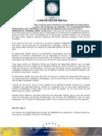 10-06-2013 El Gobernador Guillermo Padrés entregó recursos de primera parte del programa de subsidio de SUBSEMUN, para fortalecer la seguridad de 8 municipios. B061351