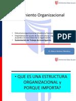 14va Clase de Comportamiento Organizacional