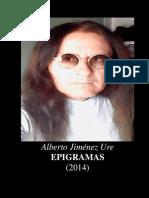 EPIGRAMAS DE JIMÉNEZ URE (2014)