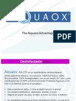 Aquaox Presentacion del producto