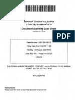 ORDER CGC-13-528312 10-10-13