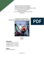 Trabajo Seguridad Industrial en Buques