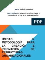 5 Diseño Organizacional