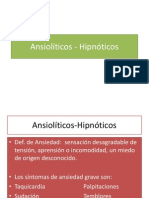 Clase Ansioliticos Hipnóticos