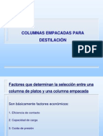 Diámetro de Columna