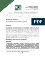 EFECTO DE LA SUPLEMENTACIÓN CON FRUTO DE PALMA SOBRE LA HORMONAS GONADOTRÓPICAS (LH Y FSH) EN OVEJAS PELIBUEY