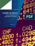 Lavado de Dinero Monedas Virtuales