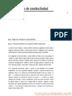 Cap 1 El Concepto de Constructividad PDF 182 Kb