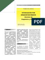 Intoxicacion Por Organos Fosforadfos