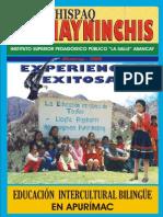 Revista Yachayninchis Educacion