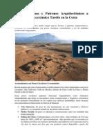 Nuevas Formas y Patrones Arquitectónicos a Finales Del Precerámico Tardío en La Costa