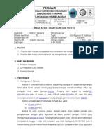 Jobsheet Konfigurasi IP Address Debian
