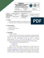 Jobsheet Konfigurasi IP Address Ubutu
