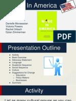 made in america presentation