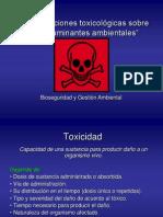 Toxicologia Clase
