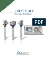 AirSeal Brochure 2013 US