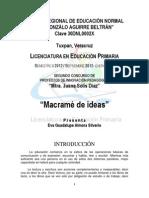 Proyecto de Innovacion Pedagogica