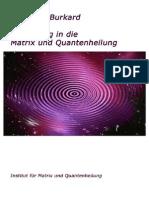 Matrix und Quantenheilung - Eine Einführung