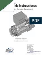 KATO _ Generador estándar _ Cojinete sencillo y doble _ Publicación Nº 350-01001-00 _ Enero 2013 _ LEROY SOMER.pdf