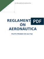 Reglamentación aérea