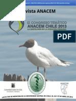 libro de resumenes ccnem 2013 Valdivia