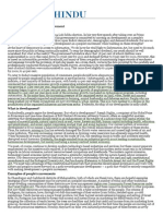 Development as a people's movement - The Hindu.pdf