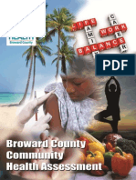 Broward County Health Assessment 2013