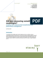 Measuring Meaningful