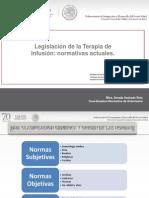 2 Legislación de La Terapia de Infusión Normativas Actuales