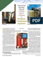 Arsenic Treatment System - Thomas.pdf