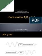 U10 Conversión AD y DA
