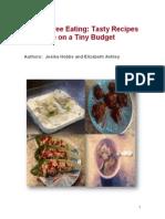 final recipe book