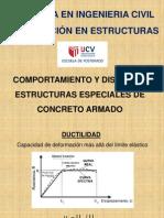 Ucv - Maestria en Estructuras - Sesión 1