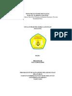 Pengurusan Dokumen Kapal