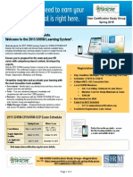 2015 GB SHRM Master Marketing Flyer CP SCP GB LOGO LiveLinks Dates TWO Page 12-2-14