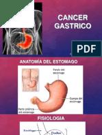 Cancer Gatrico