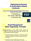 Delivering Outcomes Through Performance Based Contracts (11Nov)