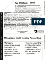 Finance for Nf Managers i 2012