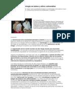 Articulo Odontología en Bebes y Niños Vulnerables