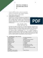 Práctica  Haluros Organicos II