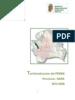 Sara Plan Provincial