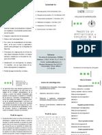 Convocatoria Maestriìa 2015-2016