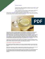 Benefícios Da Água Morna Com Limão Para Emagrecer
