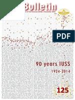 IUSS Bulletin #125, November 2014