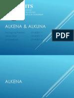 Alkena & Alkuna