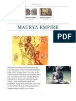 Maurya Empire Newsletter