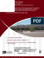 Las Vegas Investment Property NNN Commercial – 100% Leased