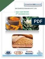 Agri Report By Capital Stars-3 Dec 2014.pdf